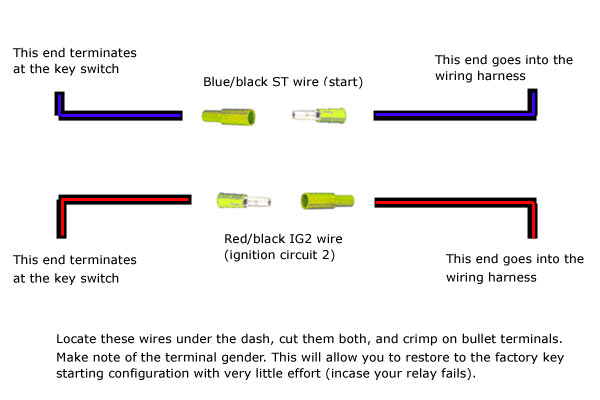 button4 revlimiter net s2000 starter button (90 97 version) bee r rev limiter wiring diagram honda at fashall.co